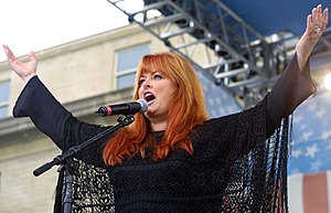 Wynonna Judd, May 24, 2004