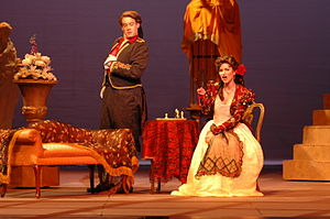 English: DuPage Opera Theatre Baber of Seville