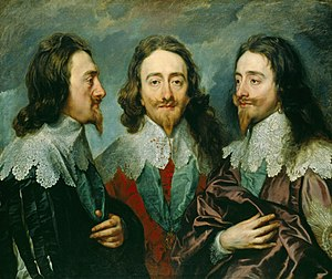 Charles I, King of England, from Three Angles....