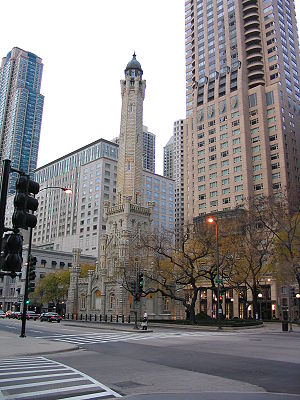 The Magnificent Mile hosts numerous upscale st...