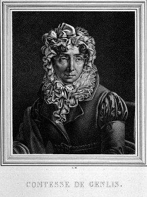 Français : Félicité du Crest, comtesse de Genlis
