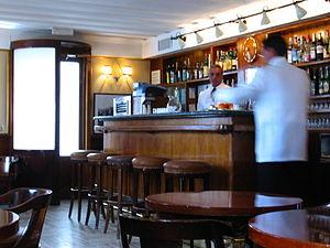 Italy - Venice, Harry's Bar, San Marco