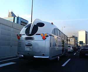Mickey Mouse Bus