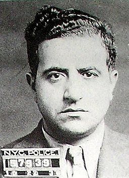 Mobster Albert Anastasia