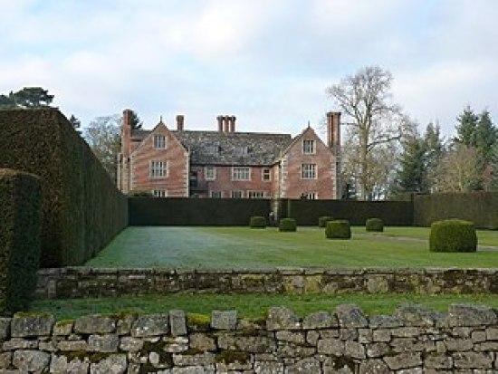 Plaish Hall Shropshire