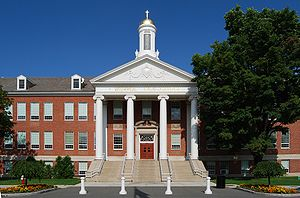 Siena Hall, on the campus of Siena College in ...