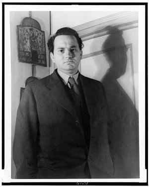Thomas Wolfe, 1937