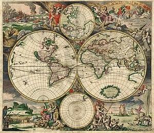 خريطة العالم ويكيبيديا