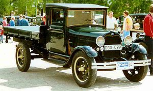 Ford Model AA Truck 1929