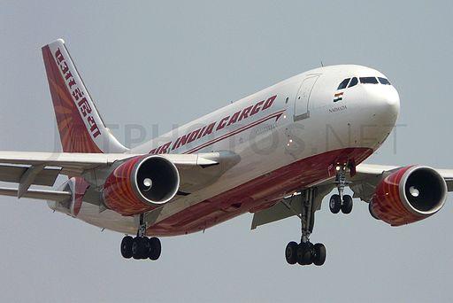 Airbus A310-304(F), Air-India Cargo JP6707616