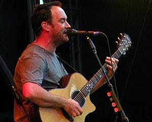 English: Dave Matthews performing in 2009