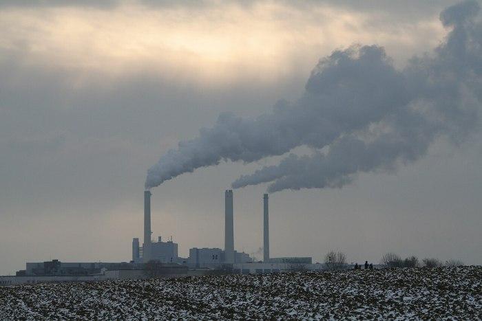 Das Heizkraftwerk Nord