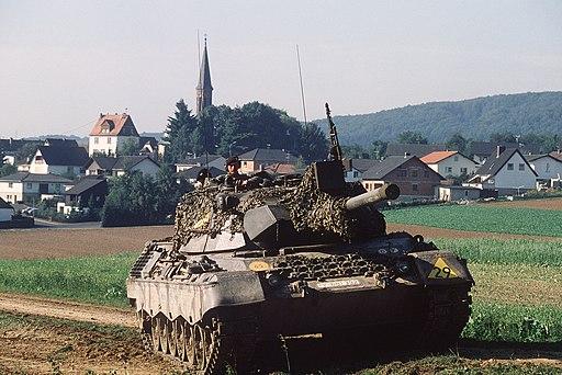 Leopard1 Bundeswehr 1983
