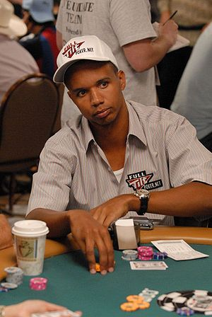 Phil Ivey in 2007 World Series of Poker - Rio ...