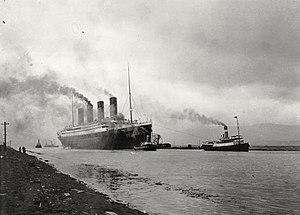 RMS Titanic (April 2, 1912).