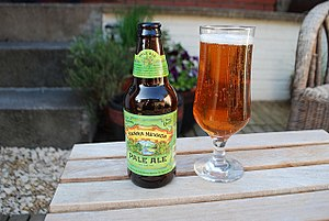 A seminal US ale. 5.6% ABV.