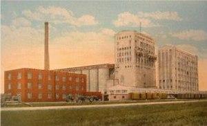 North Dakota State Mill in Grand Forks, North ...