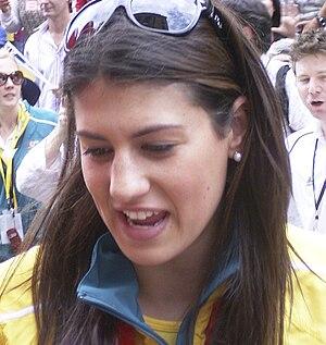 Stephanie Louise Rice OAM (born 17 June 1988 i...