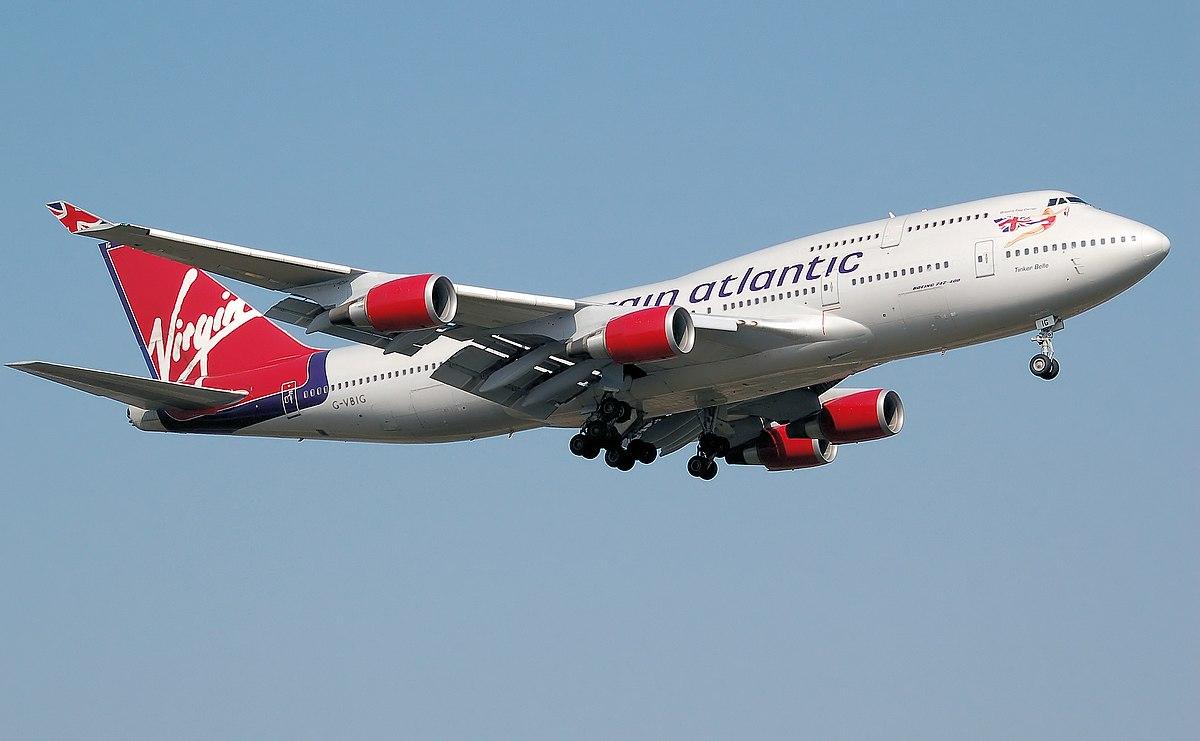Virgin Atlantic Airways Simple English Wikipedia The