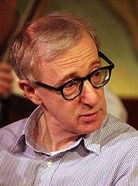 Woody Allen in concert in New York City.