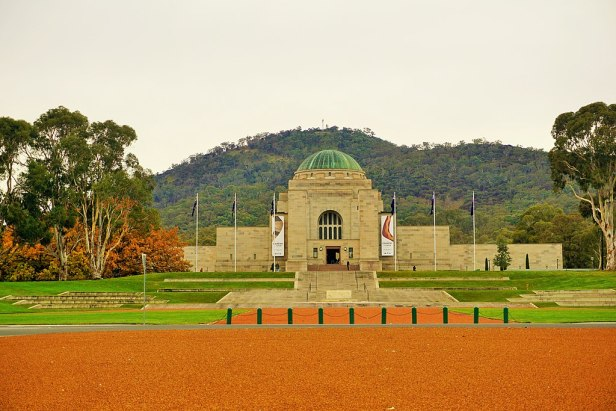 Australian War Memorial - Joy of Museums - External