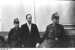 Yorck von Wartenburg at the Volksgerichtshof
