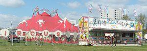 Deutsch: Circus Voyage 2010 in Dresden