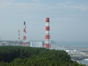 日本語: English: Fukushima I nuclear power plant ...