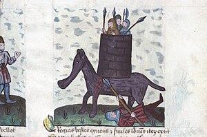 Speculum humanae salvationis Lyon - BM - ms. 0...