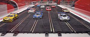 Ninco JGTC-Fahrzeuge auf der Spielwarenmesse 2005