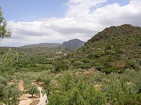 La Vall d'Almonesir, al cor de la Serra d'Espadà