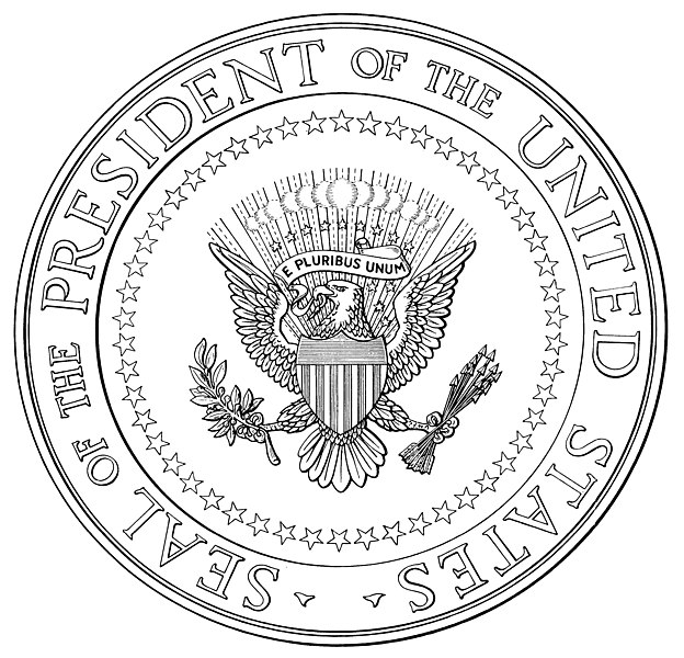 File:US Seal of the President Exec Order illustration.jpg