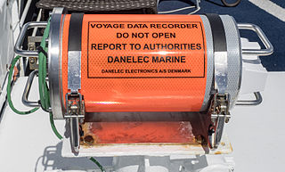 Danelec Marine Voyage Data Recorder