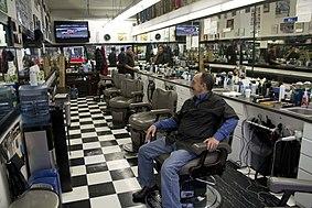 Barber Wikipedia