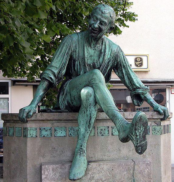 Datei:Braunschweig Till-Eulenspiegel-Brunnen Detail.jpg