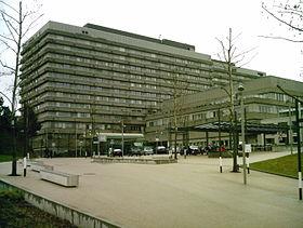 Image illustrative de l'article Centre hospitalier universitaire vaudois