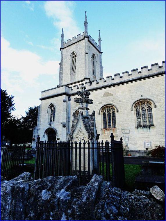 Cainscross St Matthew's Church