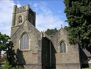 Christ Church Radyr
