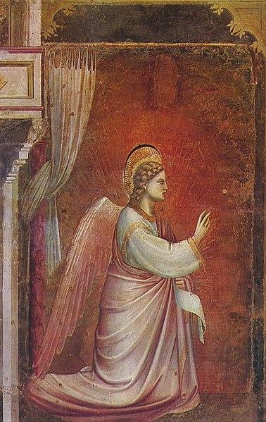 Giotto, Gabriel