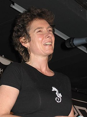 Jeanette Winterson (b. 1959), British writer