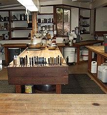 White Kitchen Farmhouse