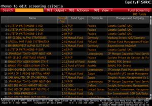 English: Global Ranking by Sharpe Ratio – Equi...