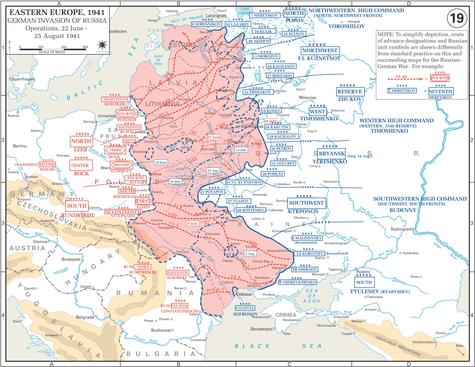 Operation Barbarossa Lies Liars Beatniks Hippies War