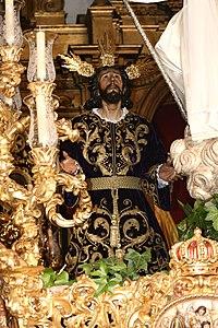Sant�simo Cristo de la Salud (Monte-Sión, Sevilla)