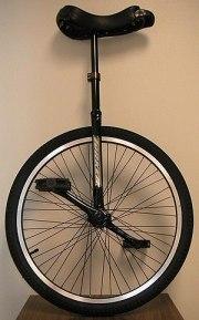 Torker Unicycle taken by Andrew Dressel