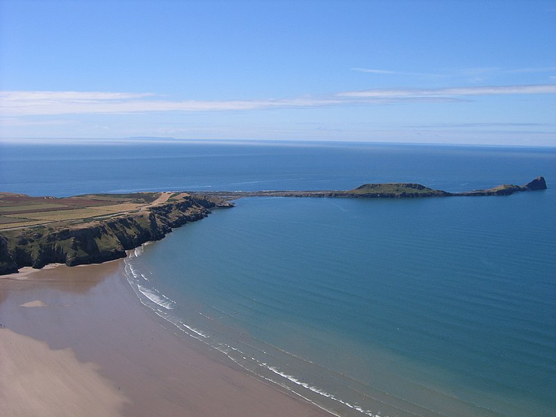 File:Worm's Head (Rhossili).jpg