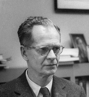 B.F. Skinner at the Harvard Psychology Departm...