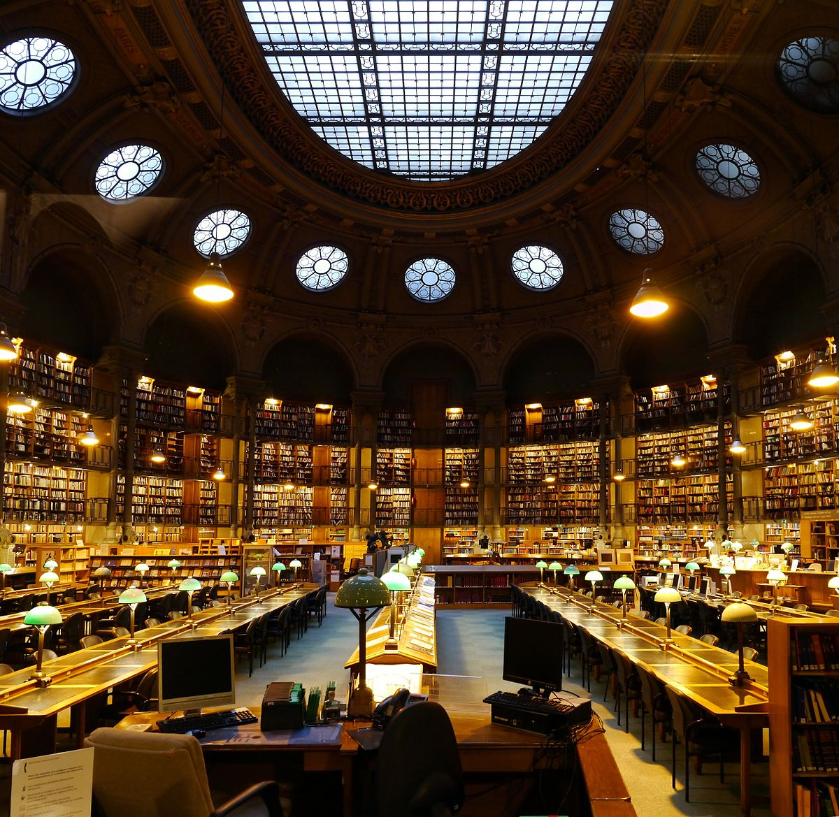 bibliotheque nationale de france wikidata