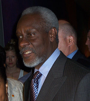 Former Prime Minister of Jamaica PJ Patterson ...