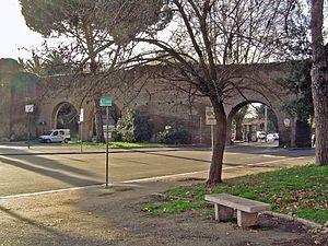 Porta Metronia